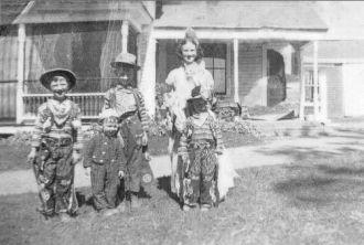 Munroe Children {Hodgdon, ME}