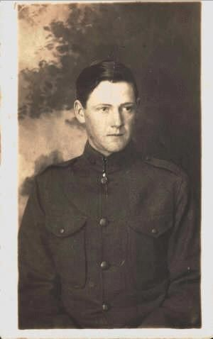 Sgt. Roy M. Teague