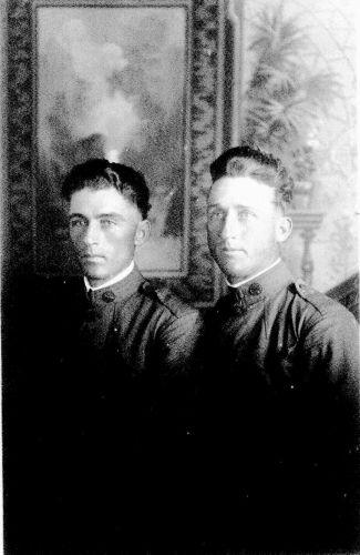 Amos Harris and Pal