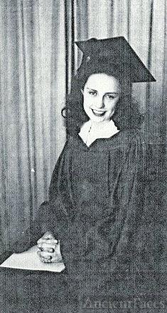 Irene Mae Vallis Graduation