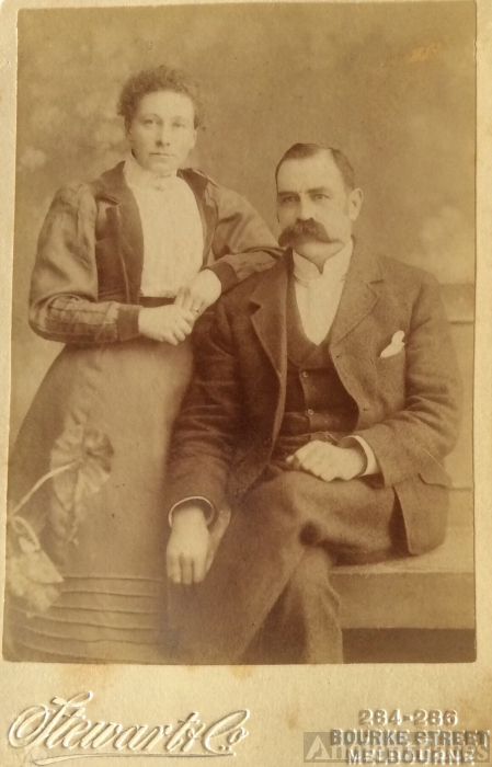 Isabella & James Donleavey