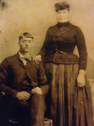 Jacob and Ethel Miller - 1904