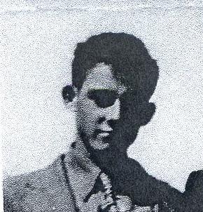 (John) Donald Knapp (Yaggie), 1952