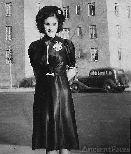 Grace Maria Grazia (Gabriele) Svendsen