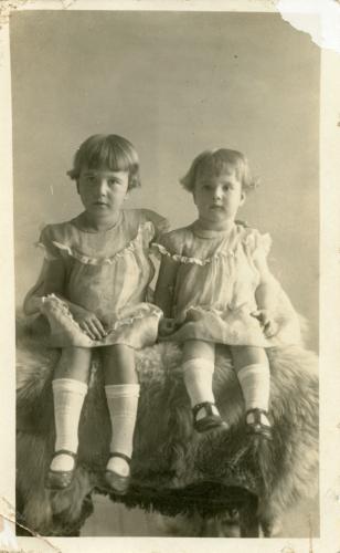 Dorthy and Walterine Davis