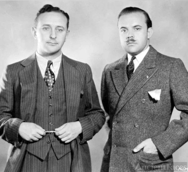 Arthur Freed and Nacio Herb Brown.