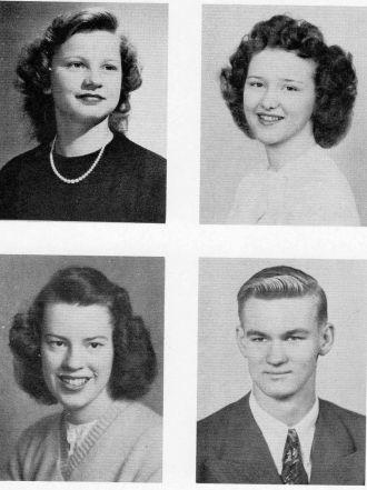 Barbara Downing - Salinas Class of 1946