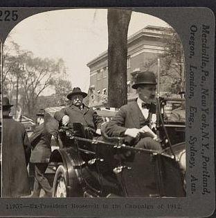 Ex-President Roosevelt