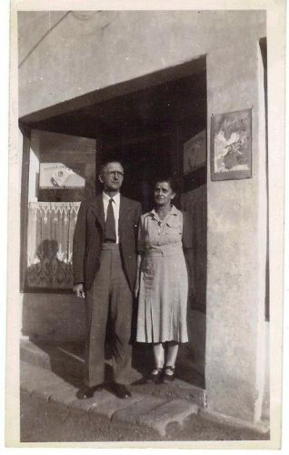 Luise (Rumney) & Max Hoppe