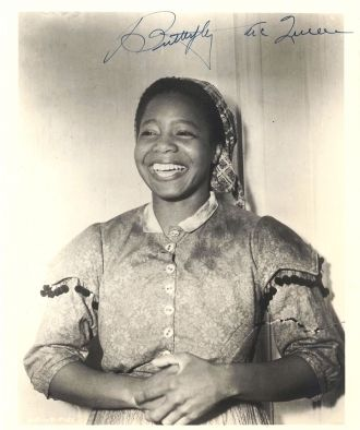 """Butterfly McQueen, """"Gone With The Wind."""""""