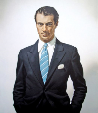 Portrait by Arthur. K. Miller