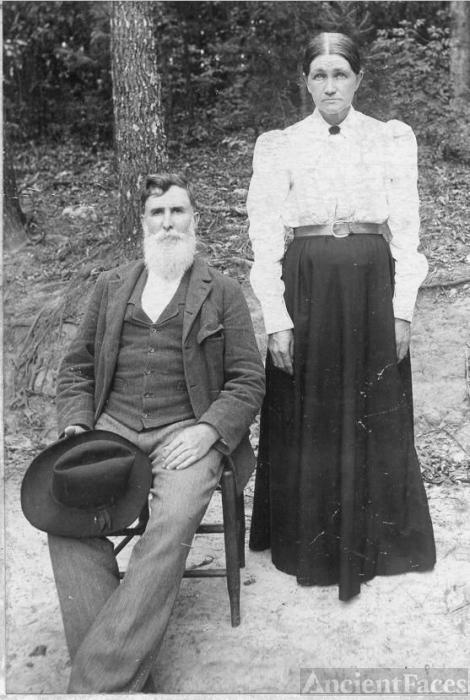 Ephraim and Jane Rountree