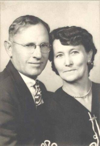 Boyce Lee Bishop and Eva Grace Sheppard