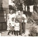 Charles Sesserote Brown Family 1955