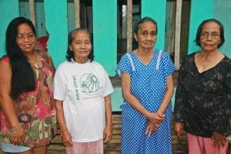 Amante Family, Philippines