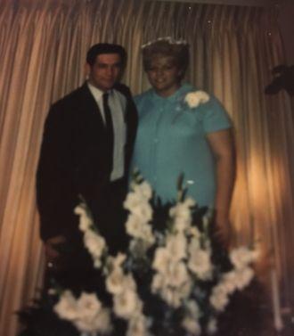 Carolyn (Sams) Bradshaw & Gary Lee Bradshaw