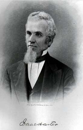Isaac Harter, Ohio