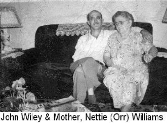 John Wiley & his Mother