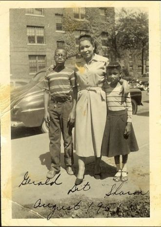 Gerald & Dorothy Kirkwood, Sharon Hall MI
