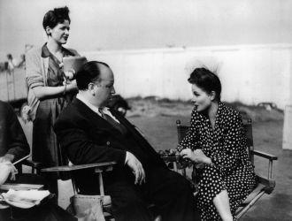 Tallulah Bankhead, Alfred Hitchcock