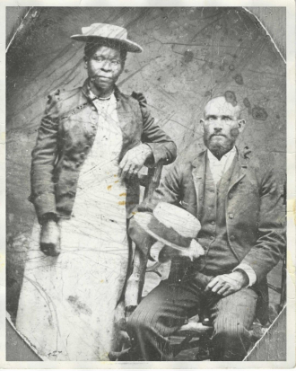 Henry and Fanny Johnson