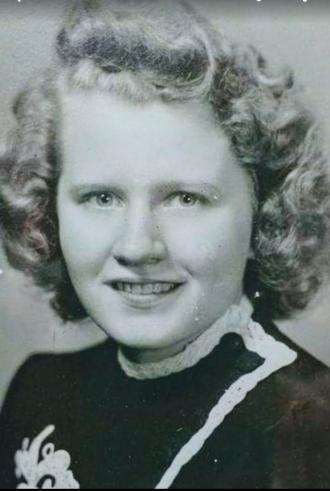 A photo of Loleta Shumaker