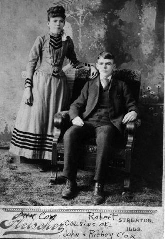 Ann and Robert Cox