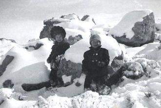 Lorraine & Charles Johnson in Casper Wyoming
