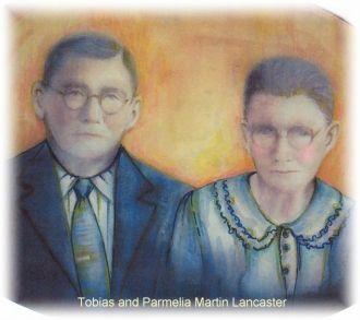 Tobe and Millie Martin Lancaster