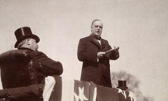 President William McKinley, Jr.