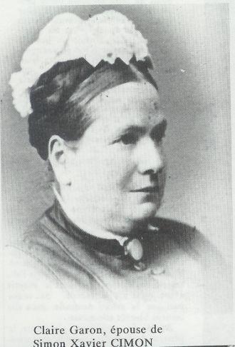 Claire Garon