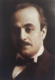 A photo of Kahlil Gibran