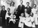 Circa 1900 Aiken-Hester Family: Rufus Judson Aiken and Leonora Nora Hester - Johnson Family Relatives