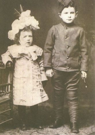 Pearl Grant and Charles Leo McBride