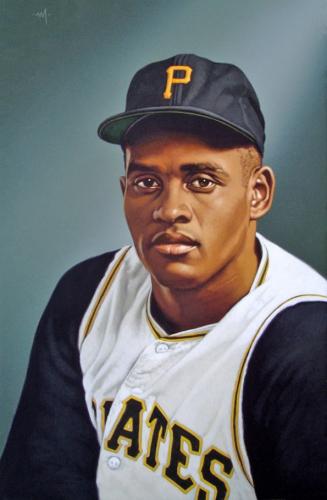 Roberto Enrique Clemente portrait