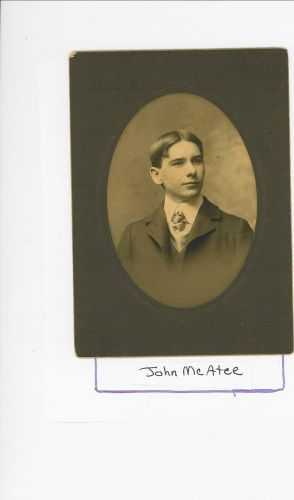 John McAtee