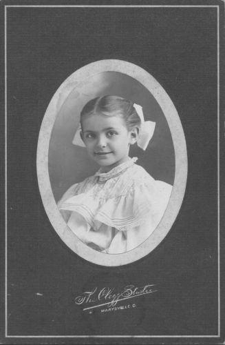 Mary Lillian (Coe) Wright
