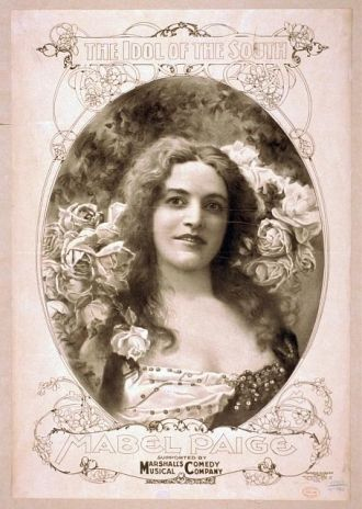 Mabel Paige - Actress