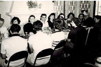 Maloff Family, CA c 1951