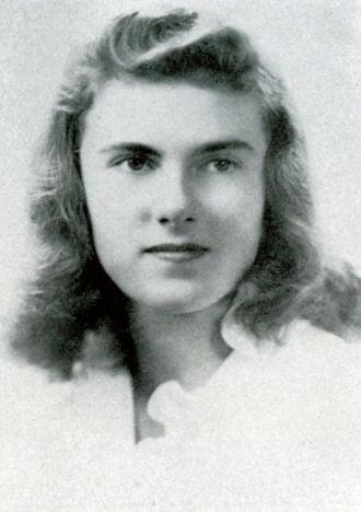 Joan Thompson, Ohio, 1946
