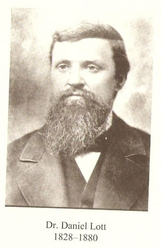 Dr. Daniel Lott