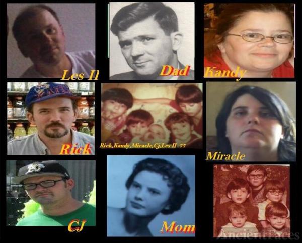Spurlock family