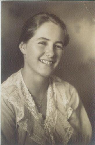 Bertha Balkin (Lancaster) Smith