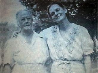 Rachel & Ora Mae Black