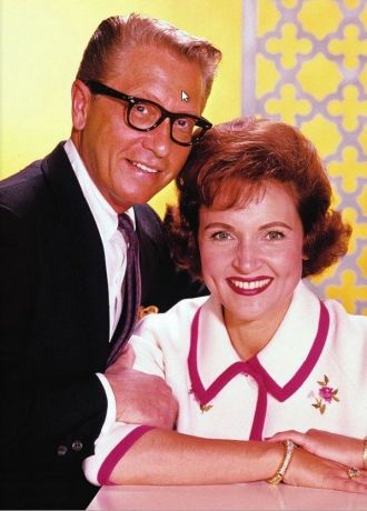Allen Ellsworth Ludden and Betty White