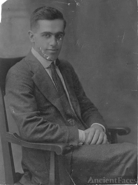 Harrison Evans