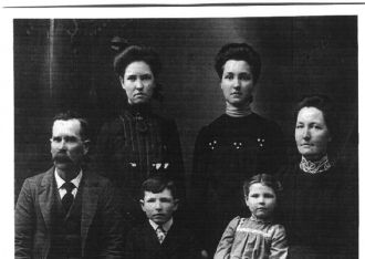William E. Stewart family