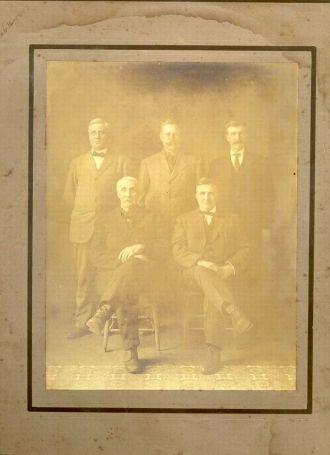 A photo of James A Breffle