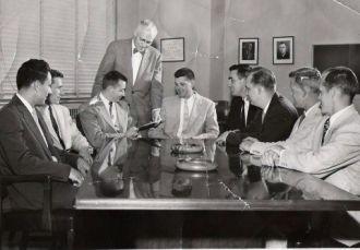 Carl Nagel - General Electric Meeting