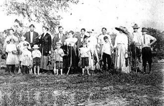 Whidden family, Florida